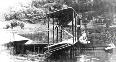 Curtiss Flying Fish aircraft