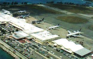 Bermuda International Airport area