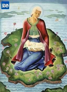 Gurschner's Madonna of the Island