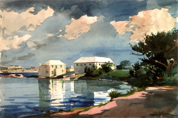 Winslow Homer in Bermuda 1899