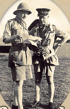 bermuda shorts military