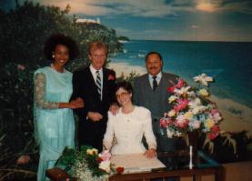 Bermuda Wedding