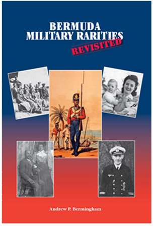 book Bermuda Military Rarities re-Visited
