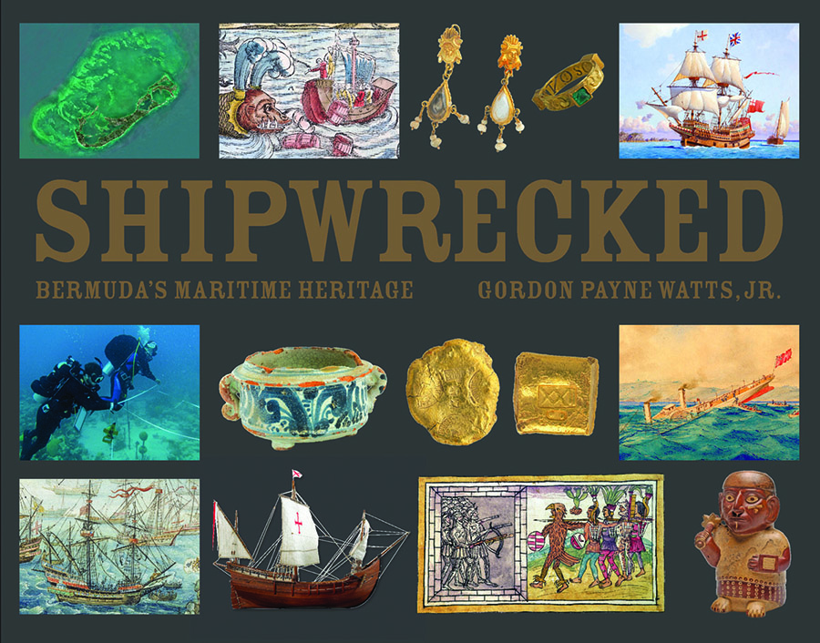 Bermuda books and publications shipwrecked book fandeluxe Images