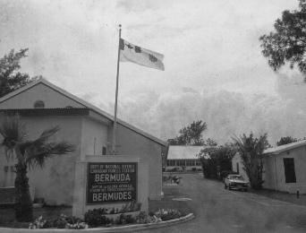Canadian Forces Station (CFS) in Bermuda 1963 to 1993