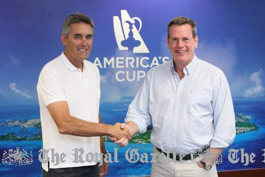Ren Re's offer to America'a Cup
