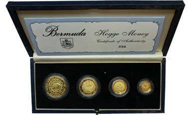 Hogge money 1989 commemoratives