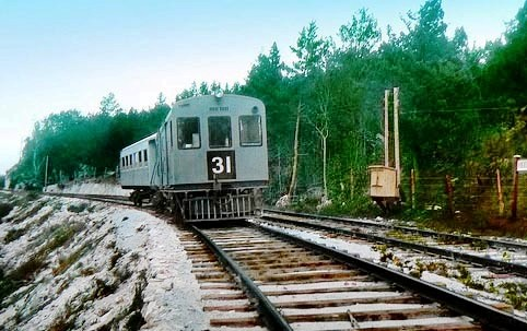 Bermuda's Railway Trail
