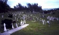 Royal Navy Bermuda graves