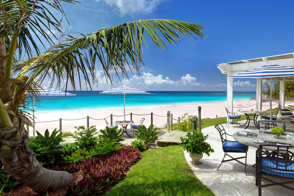 Rosewood Bermuda beach club