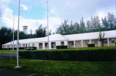 Kindley AFB HQ Administration Building 2