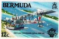 Bermuda stamp 13 Oct 1983a