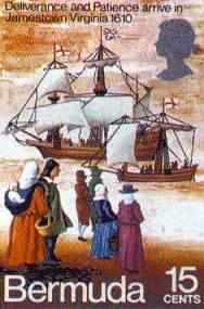 Arrival in 1610