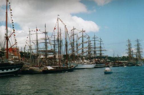Bermuda's one hundred and twenty three (123) present Islands