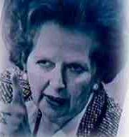 PM Margaret Thatcher