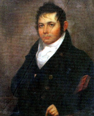 William R. Higginbottam, first US Consul in Bermuda