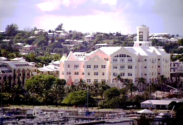 Ace Insurance, Bermuda