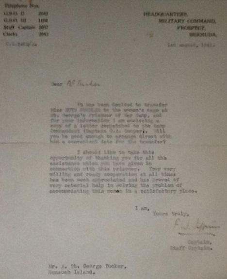Nazi apy Ruth Belcher sent to Nonsuch