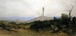 Gibb's Hill Lighthouse 1848 - Hallewell