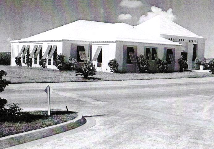 Kindley AFB Post Office 1951/52