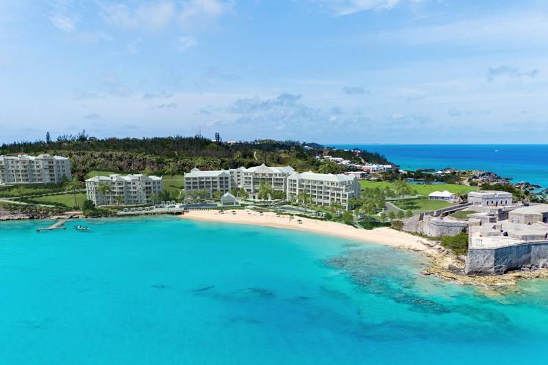 St. Regis Hotel Resort Bermuda from 2021